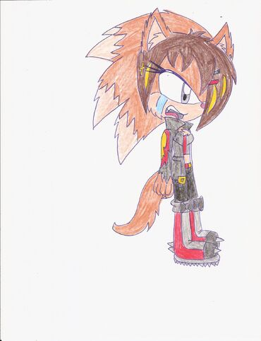Mitena In Her Alternate Outfit