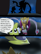 Heroes of valdi comic page 43