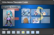 I.B.S Trainer Card - Dementia