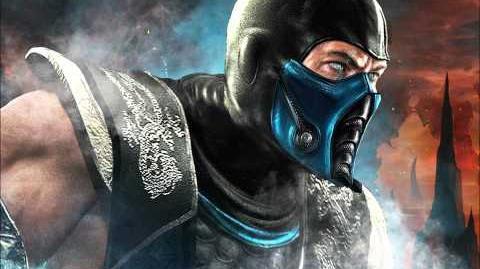 Mortal Kombat 9 Sub Zero's Theme