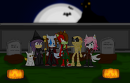 I.B.S halloween - complete