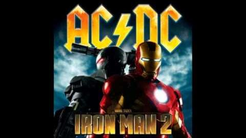 ACDC - Iron Man 2 (Full Album)