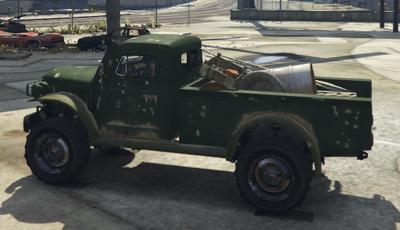 My truck in gta5