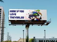 Trevorlon billboard