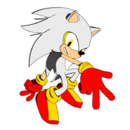 Ion The Hedgehog Png