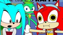 Dash the Turtle - The Legend of Kappa (Funny Sonic Animation)
