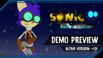 Sonic and the Steel of Darkness (Alpha -1.01) - Demo Playthrough