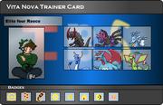 I.B.S Trainer Card - Reece