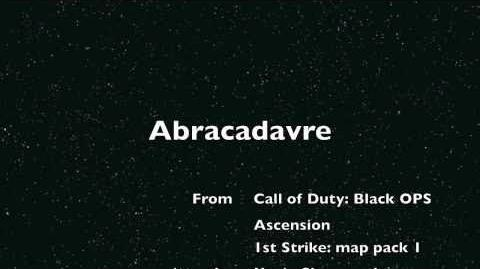 Abracadavre Elena Siegman Call of Duty Black Ops - Ascension Easter Egg song Kevin Sherwood-0