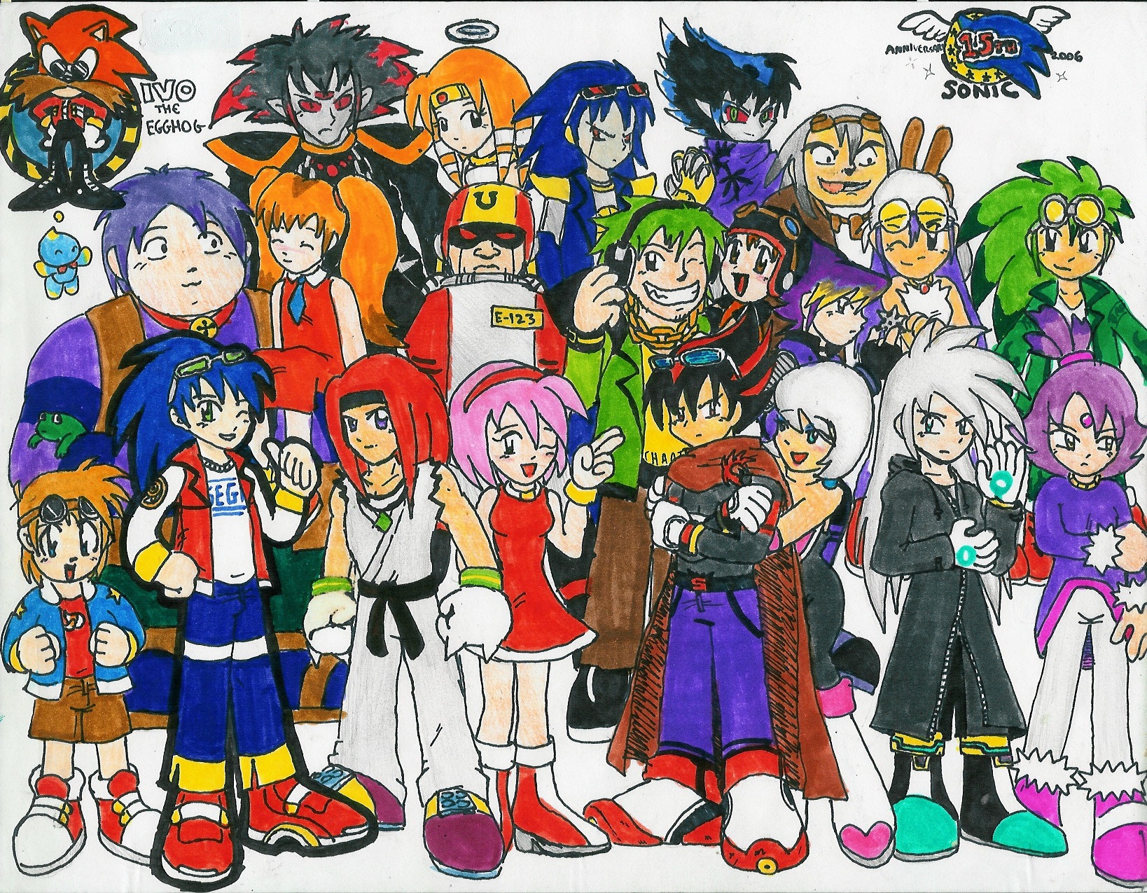 image sonic group shot only human by hyliaman png sonic fan