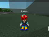 Planic The Hedgehog