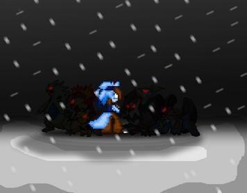 Ice cold champion