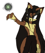 Quicky vaxier the wolf by xavierthehedgehog66-d5di01s