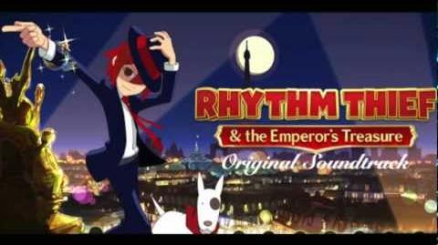 Rhythm Thief Original Soundtrack - Trying Tryouts (Air on the G)