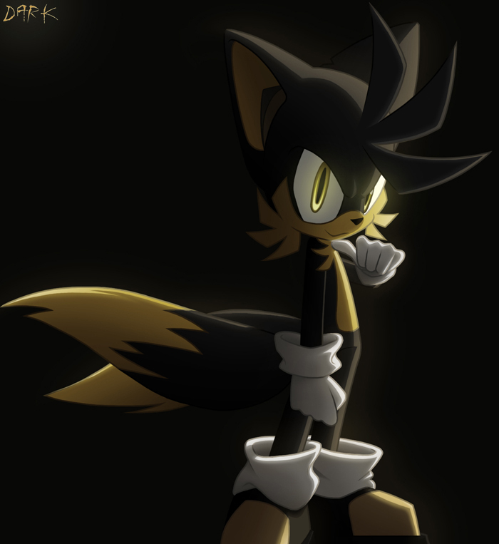 Dark Tails 2 Evil Sonic Characters 16183532 700 763
