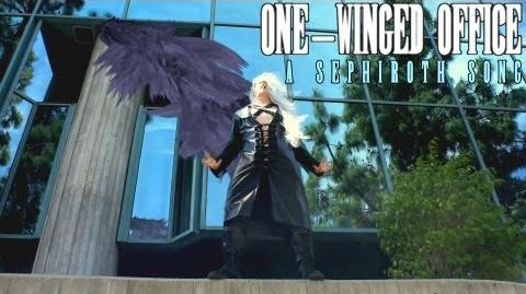 One Winged Office A Sephiroth Song (Game Parody)
