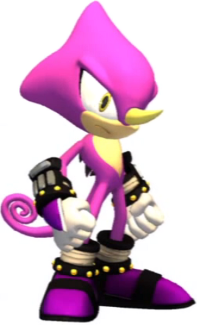 Espio the Chameleon | Sonic Fanfiction Wiki | FANDOM ...