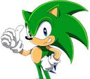 GreenLight the Hedgehog