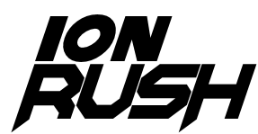 Ion Rush Logo