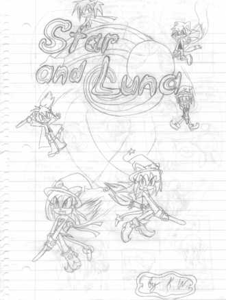 Star & luna cover