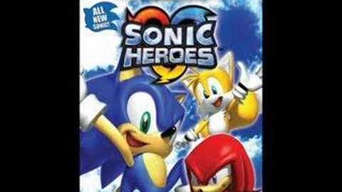 Hang Castle- Sonic Heroes
