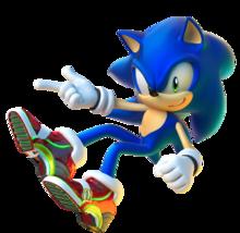 Sonic Shattered World