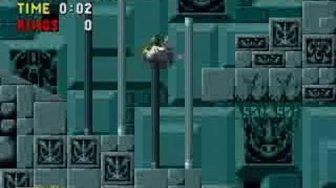 (PL) Painto the Hedgehog Aktualizacja Death Maze Zone akt 1