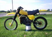 1977 Yamaha YZ400D