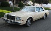 1980-81 Plymouth Gran Fury