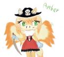 Amber the Robo-Unicorn
