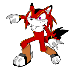 Reddhart the Red Wolf Again ^ ^