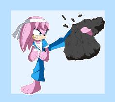 Rosie's Display of Kicking Strength