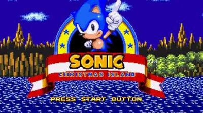 Sonci Christmas Island - Hard mode testing
