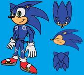Sonic the Hedgehog Digital Concept