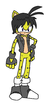 Zarex The Hyenhog
