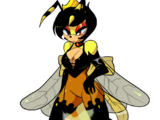 Queen Cyrenae the Bee