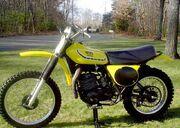 1976 Yamaha YZ400C