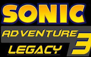 Sonic Adventure 3 Logo