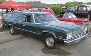 1975 Plymouth Gran Fury wagon