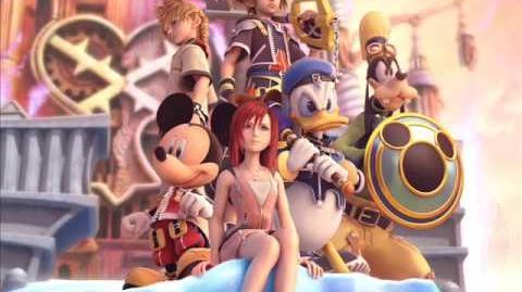 Kingdom Hearts II - Dance To The Death