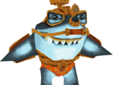 Nash the Shark