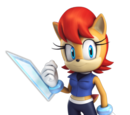Sally Acorn (Marshalia13's Universe)