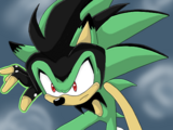 Ashura the Hedgehog (Ashura Universe)