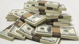 Dollar-piles
