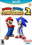 Mario & Sonic at the Olympic Games 2 Wii U Boxart