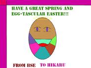 Easter BSE Hikaru Memphis is great friend