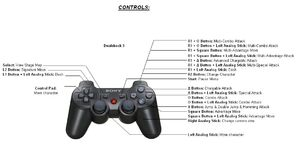 Ps3cntrols