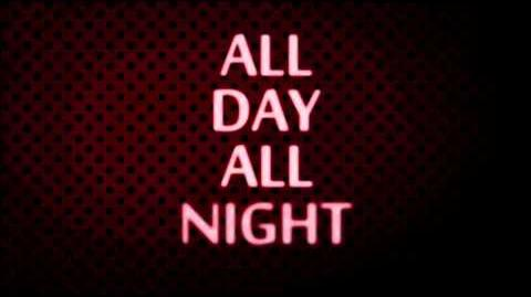 Lessons In Love (All Day, All Night) (Lyric Video)