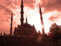 Selimiye Mosque II by Erymnys