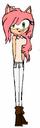 Amy Rose(Dieglex's Universe)